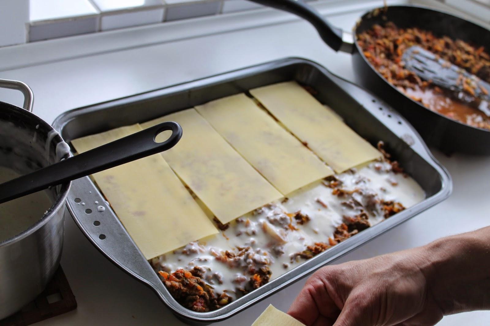 cannelloni opskrift oksekød